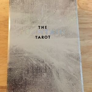 The Fountain Tarot deck of cards (TRIMMED)